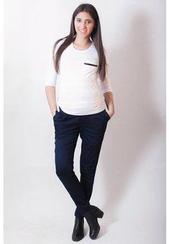 Pantaloni Diva, bluemarin