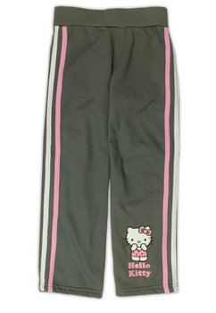 Pantaloni fete, Hello Kitty, gri