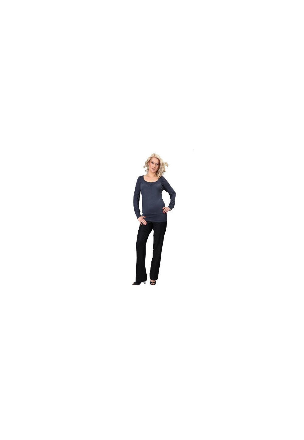 Pantaloni gravide, negri, Lengo imagine