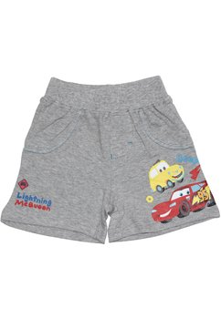 Pantaloni scurti bebe, Cars, gri