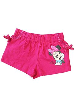 Pantaloni scurti Minnie roz 3919