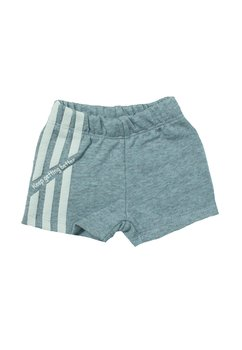 Pantaloni scurti, bebe, gri