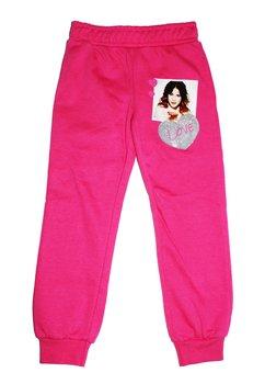 Pantaloni trening, Violetta, roz