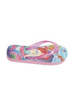 Papuci plaja Ariel roz