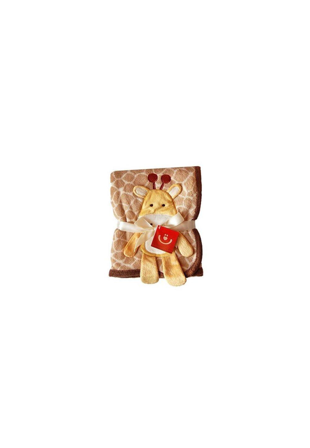 Paturica, cu girafa 3D, 76x102cm imagine