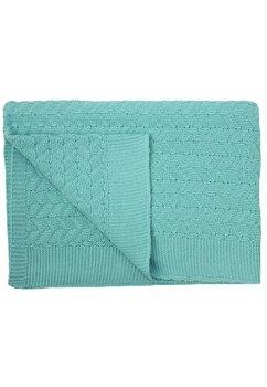Paturica tricotata, Vivi, verde, 90x90cm