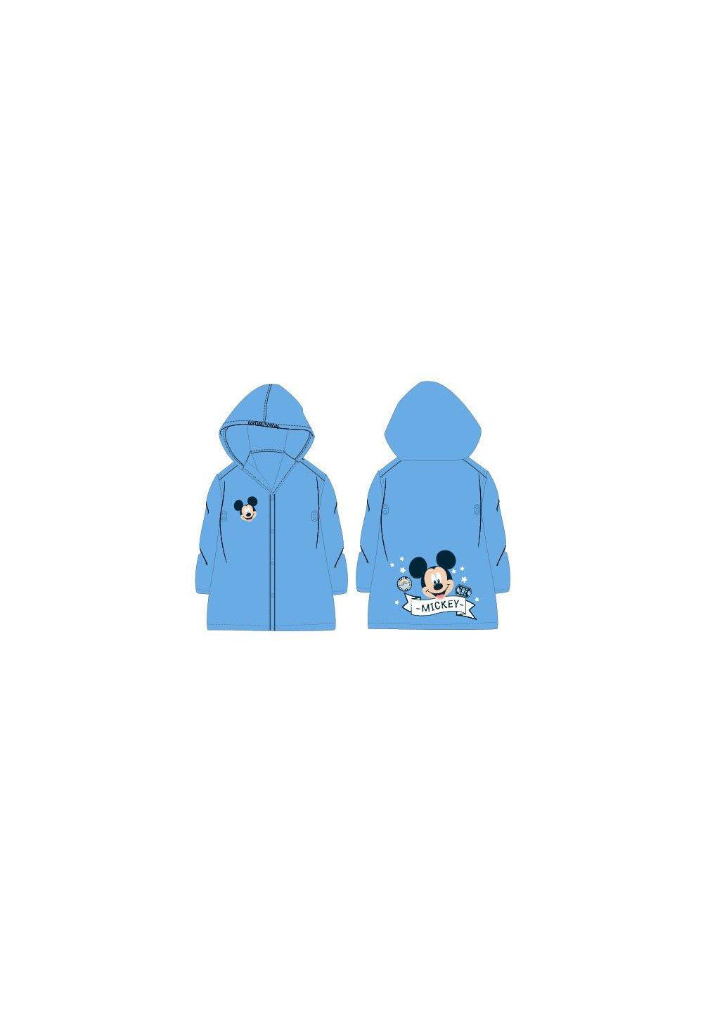Pelerina de ploaie, albastru deschis, Mickey imagine