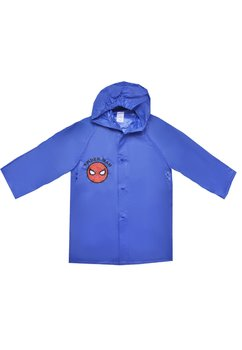 Pelerina de ploaie, Spider-Man, albastra