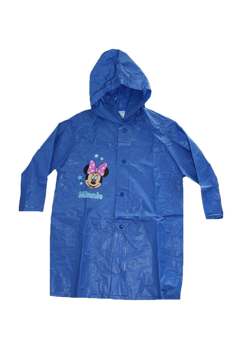 Pelerina, Happy rainy day, albastra imagine