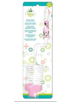 Perie biberon, Minnie Mouse, roz