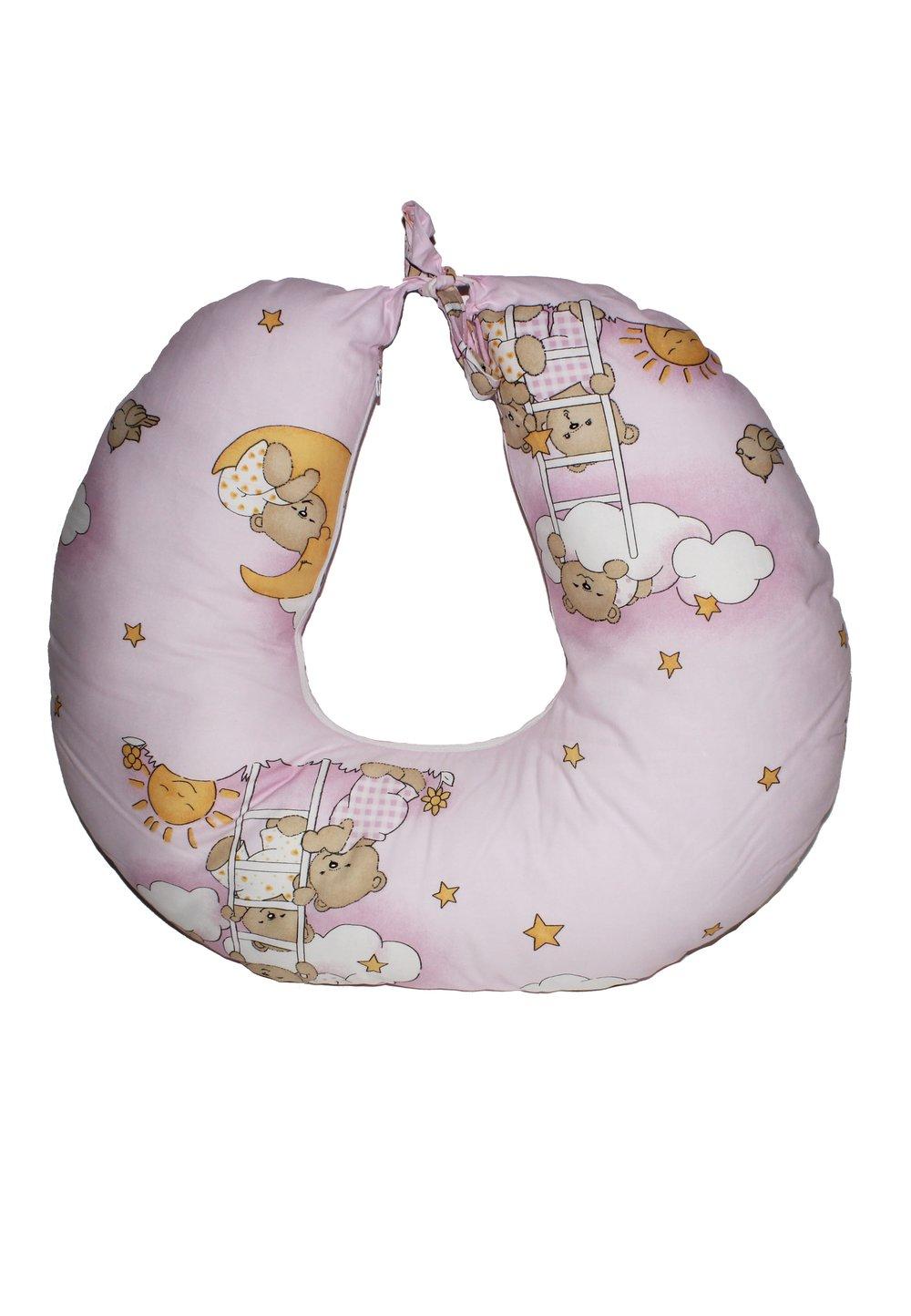 Perna de alaptat ursuletul somnoros, roz imagine