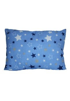 Perna, doua fete, stelutele albastre, 30 x 40 cm
