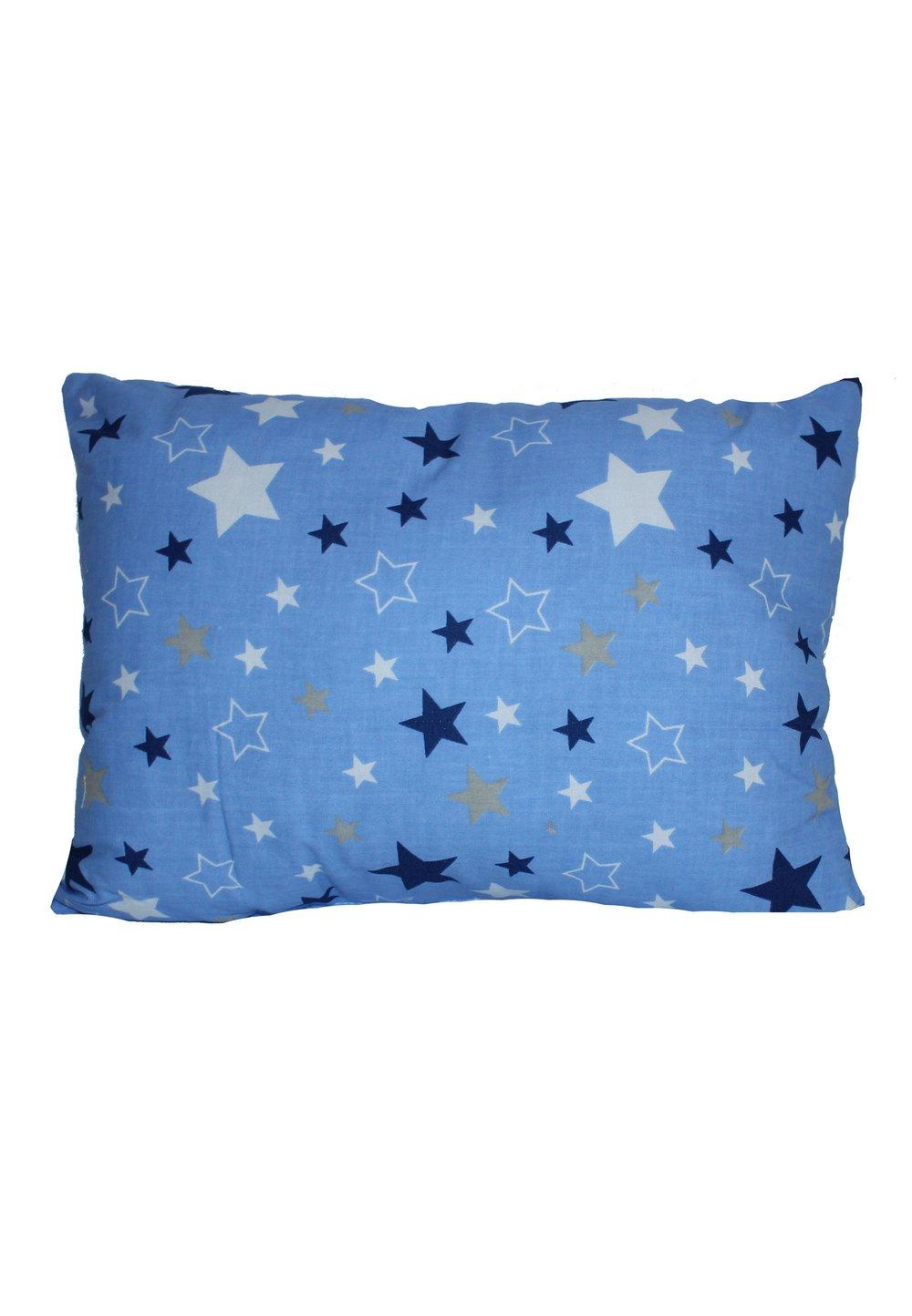 Perna, doua fete, stelutele albastre, 30 x 40 cm imagine
