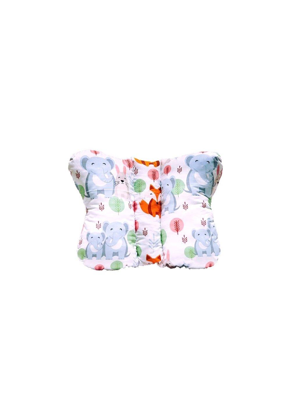 Perna fluturas, Vulpita si elefantelul imagine