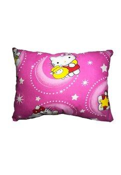 Perna Hello Kitty, roz inchis, 30 x 40 cm