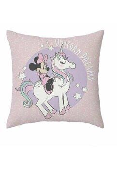 Perna, Minnie Unicorn Dreams, roz, 40x40 cm