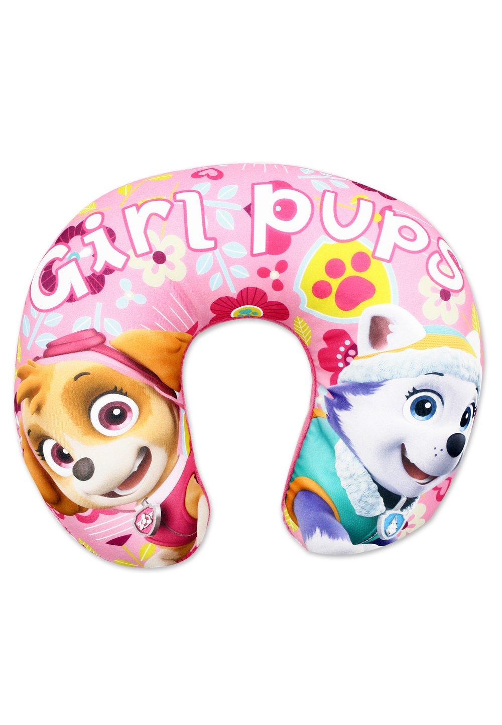 Perna pentru gat, calatorii, Girl Pups
