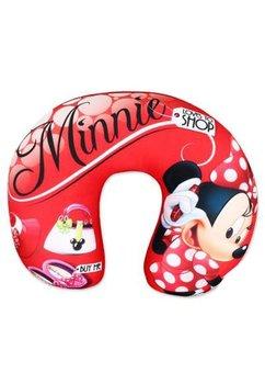 Perna pentru gat, calatorii, Minnie Mouse, rosie