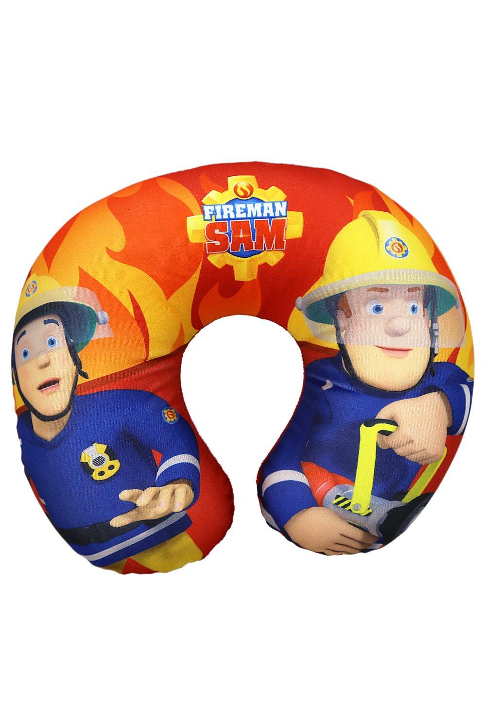 Perna pentru gat, calatorii, Pompierul Sam imagine