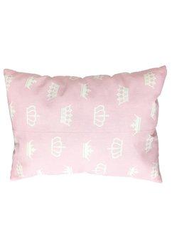 Perna, roz cu coronite albe, 30x40cm