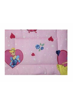 Perna slim, printese, roz, 37x28cm