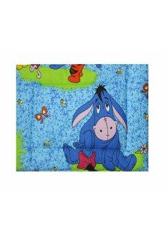 Perna slim, Winnie si Aiurel, albastru, 37x28cm