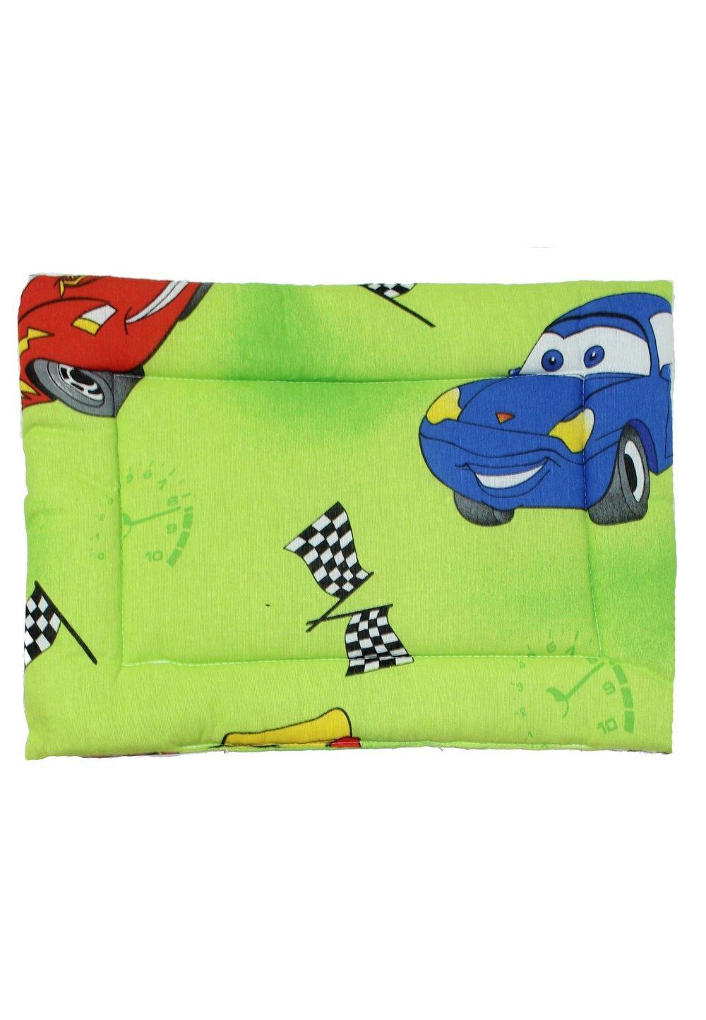 Perna slim, Cars, verde, 37x28cm imagine
