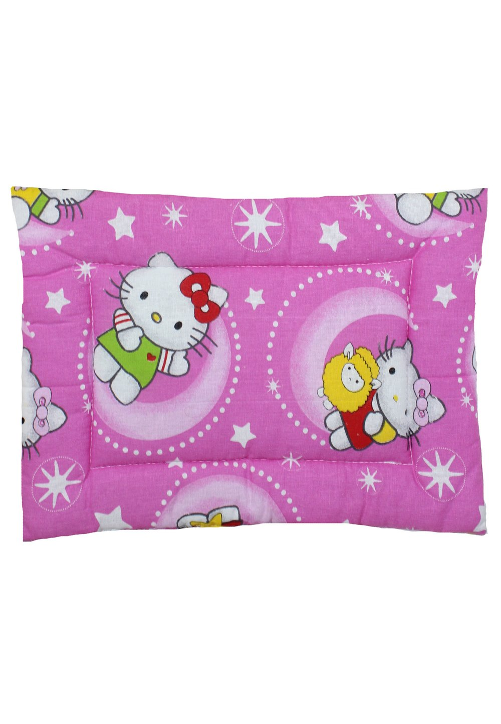 Perna slim, Hello Kitty, roz inchis, 37x28cm imagine