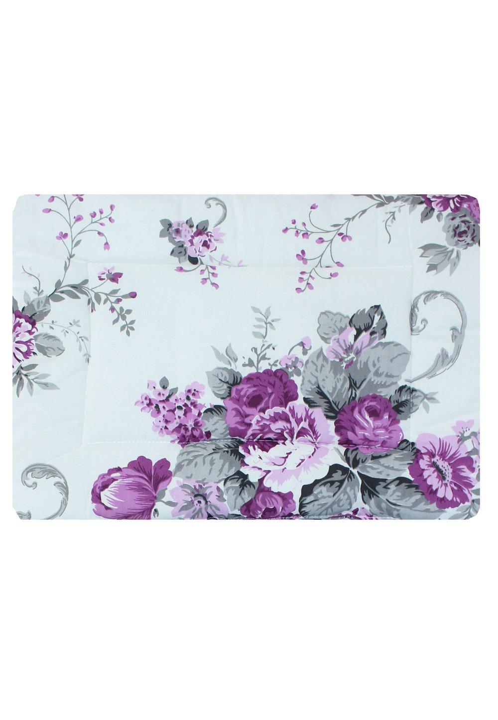 Perna slim, Purple flowers, 37x28cm imagine