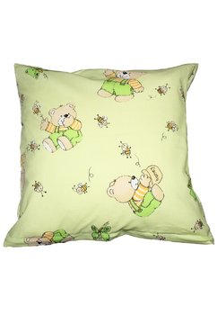 Perna, ursulet cu albinute, verde