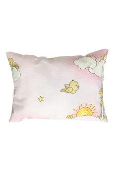 Perna, ursulet somnoros, roz, 30x40cm