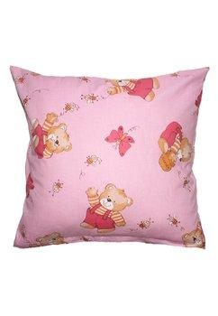 Perna, ursuleti cu albinute, roz