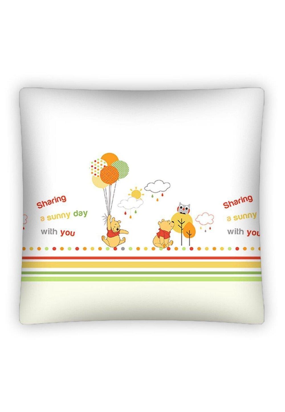 Perna, Winnie the pooh, balonase, 40x40cm imagine