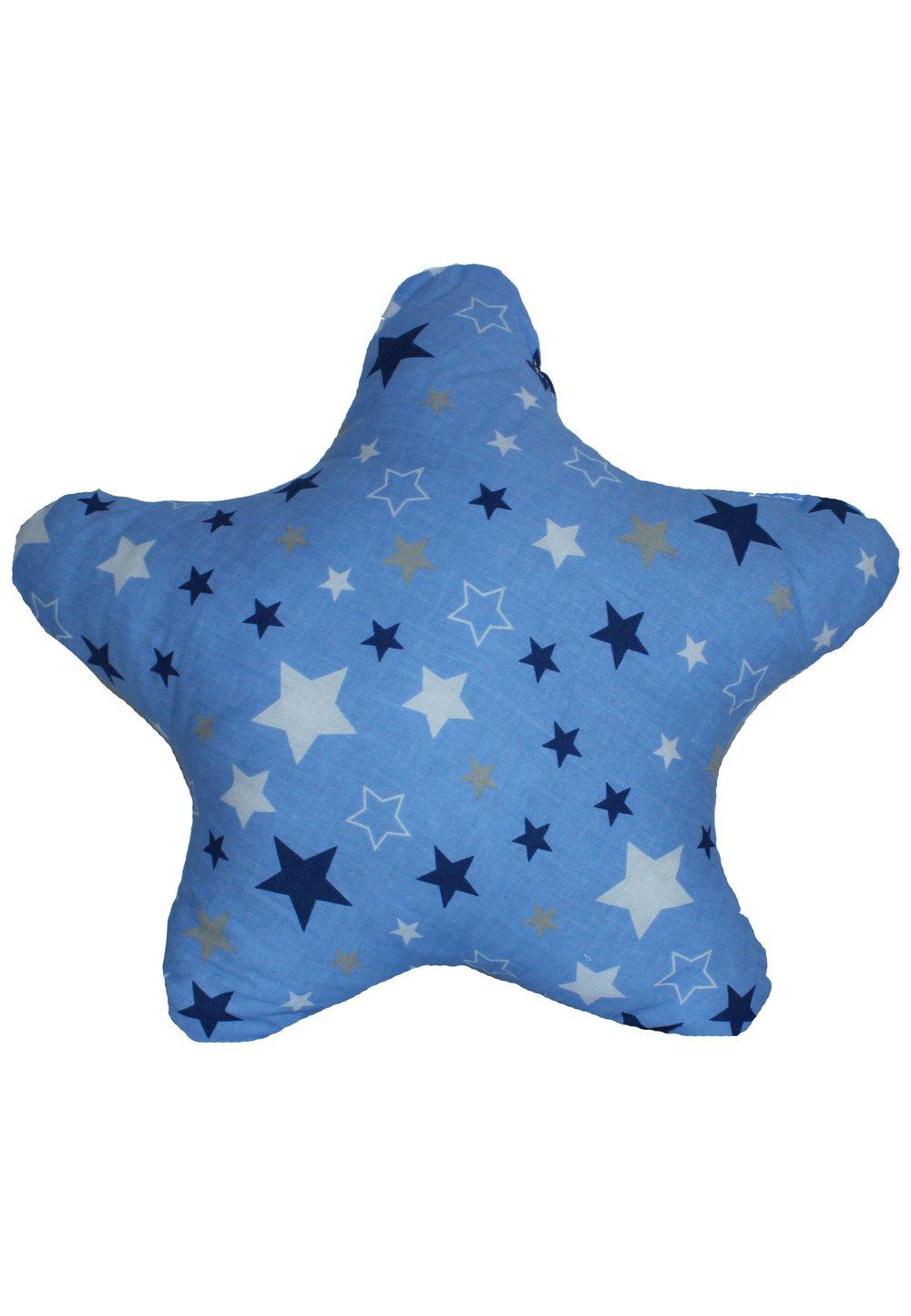 Pernuta steluta, doua fete, stelutele albastre imagine