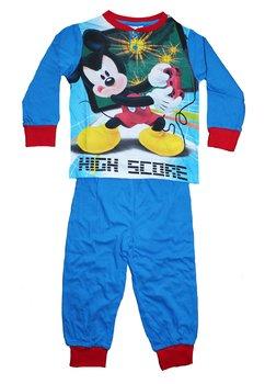 Pijama albastra, Mickey High score