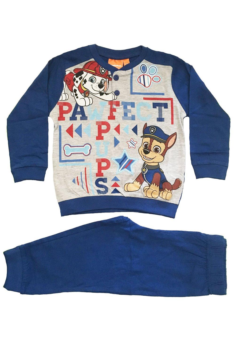 Pijama Albastra, Pawfect Pups