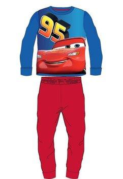 Pijama baieti, polar, Cars 95, rosie