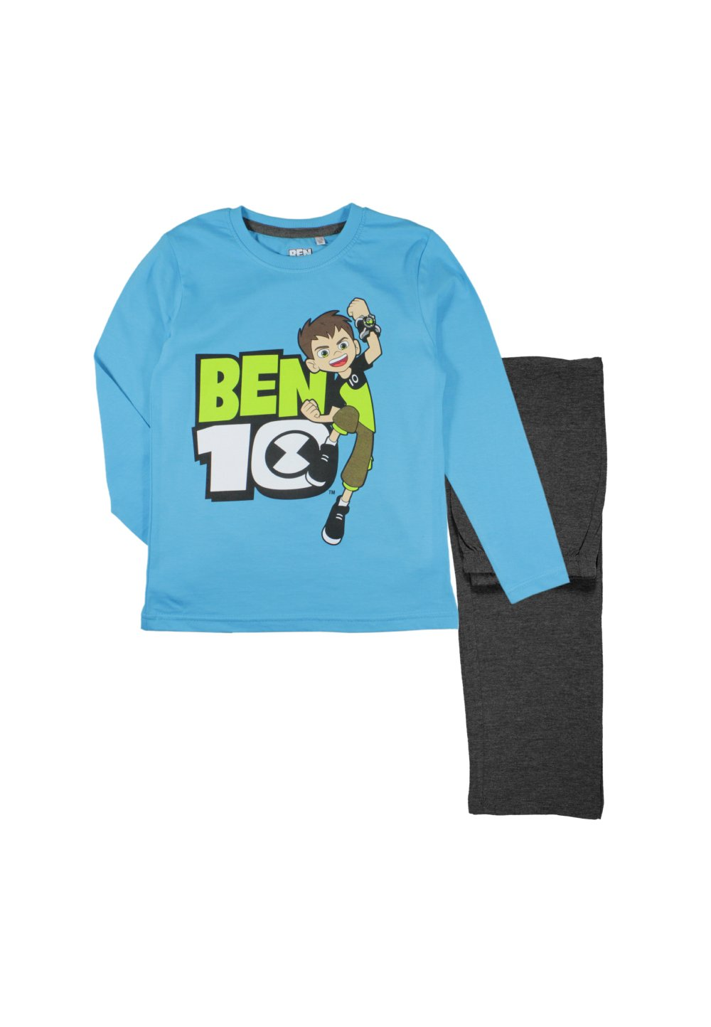 Pijama Ben 10, Albastra