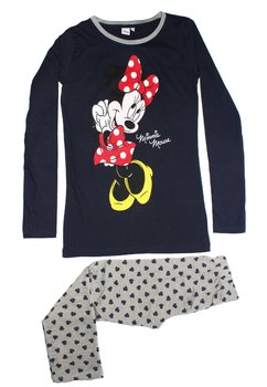 Pijama bluemarin, pantalon 3/4, Minnie Mouse