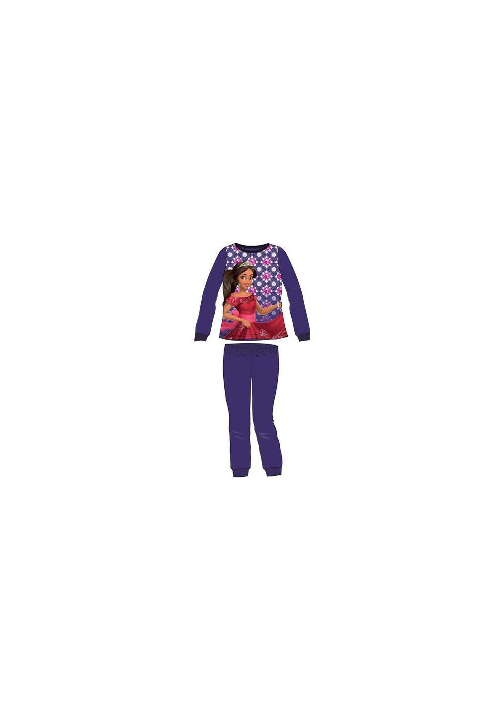Pijama fleece, Elena, mov imagine