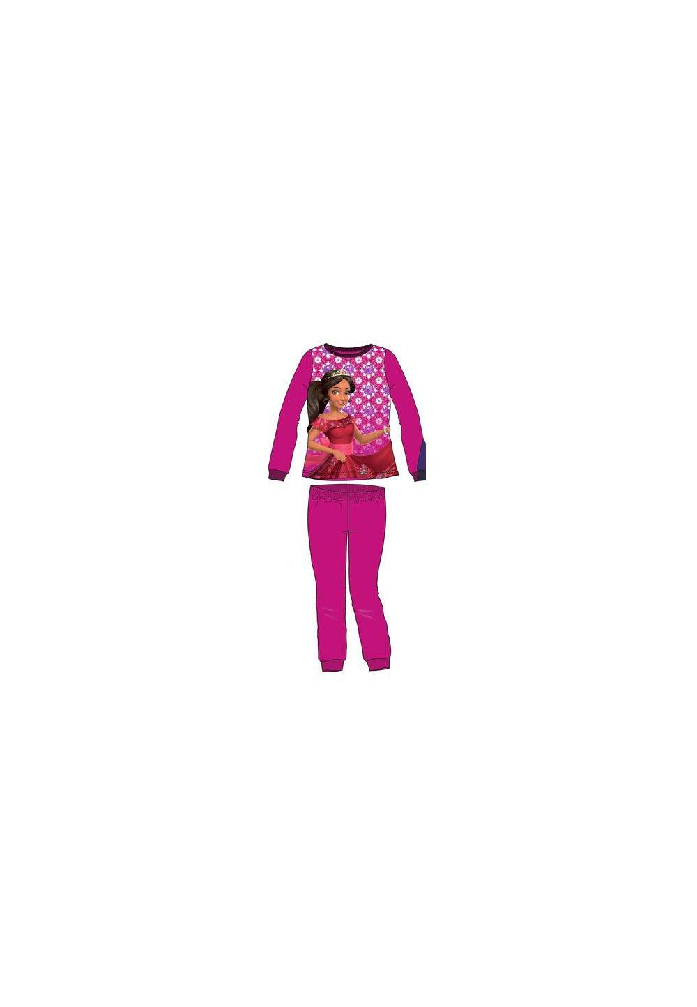 Pijama fleece, Elena, roz imagine