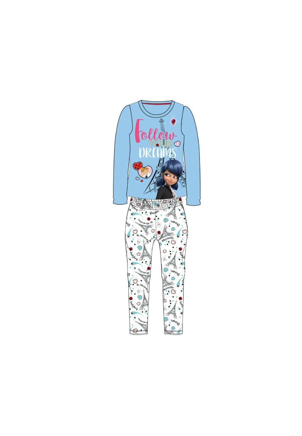 Pijama, Follow your dreams, albastra imagine