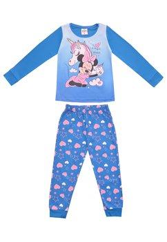 Pijama, I belive in unicorns, albastra