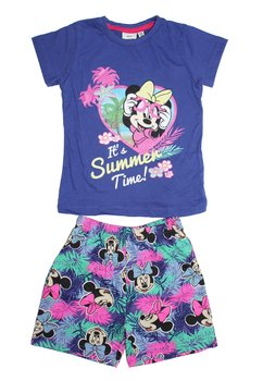 Pijama, maneca scurta, Summer time, mov