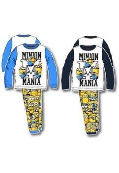 Pijama Minions Mania, albastra