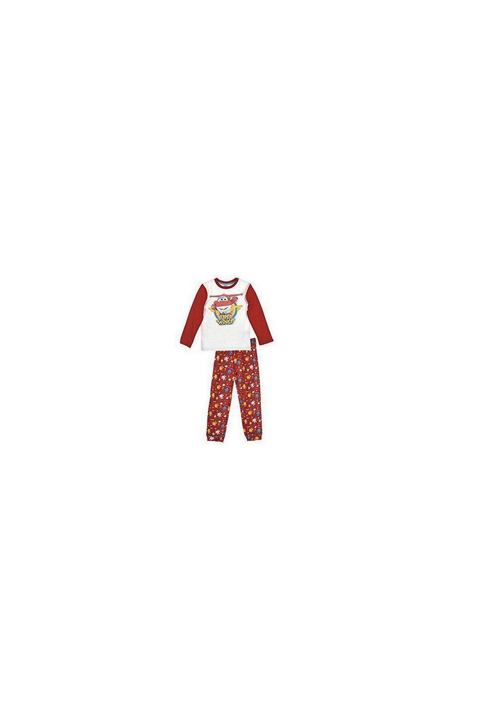 Pijama Rosie, Super Wings