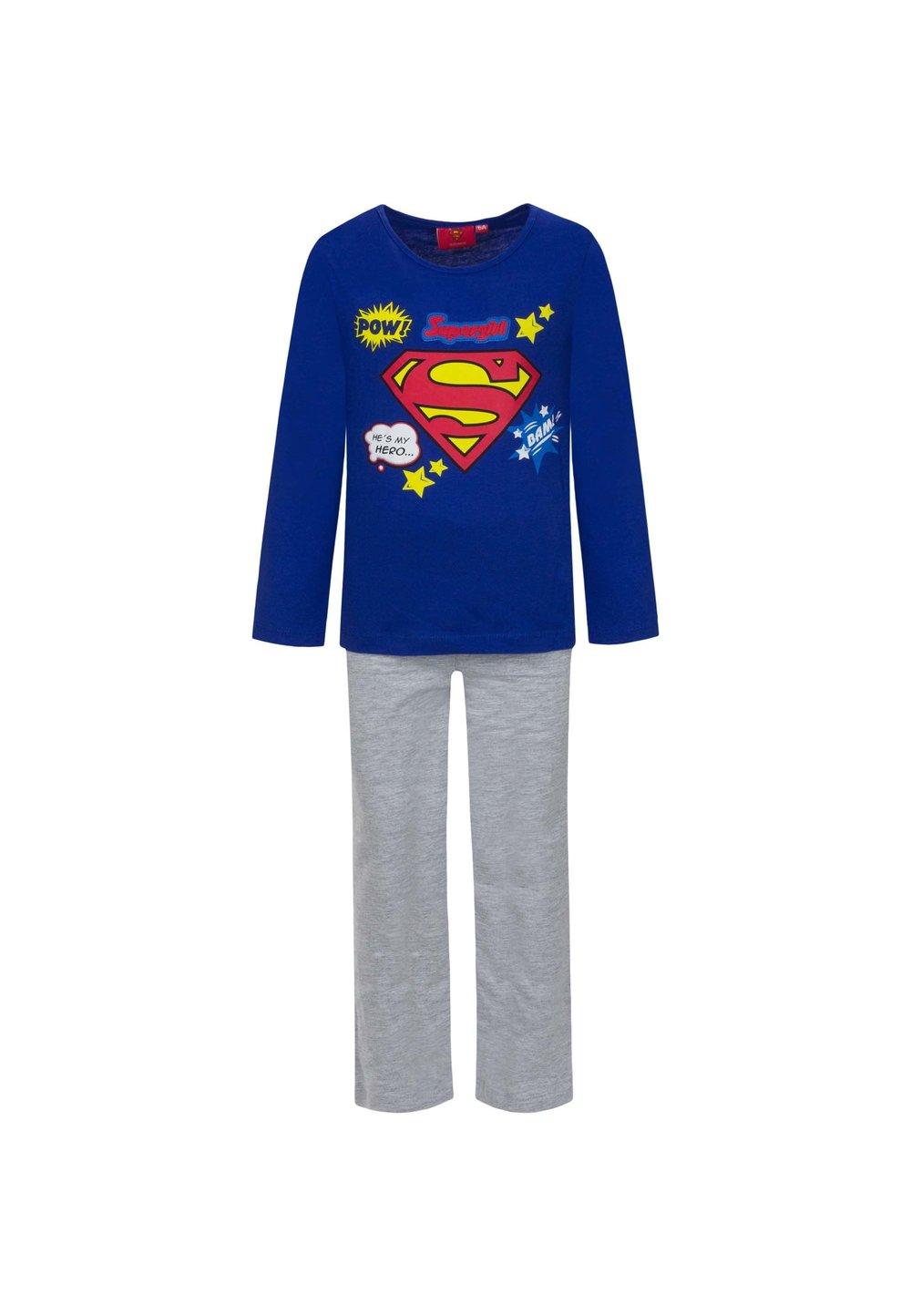 Pijama, Super girl, bluemarin imagine