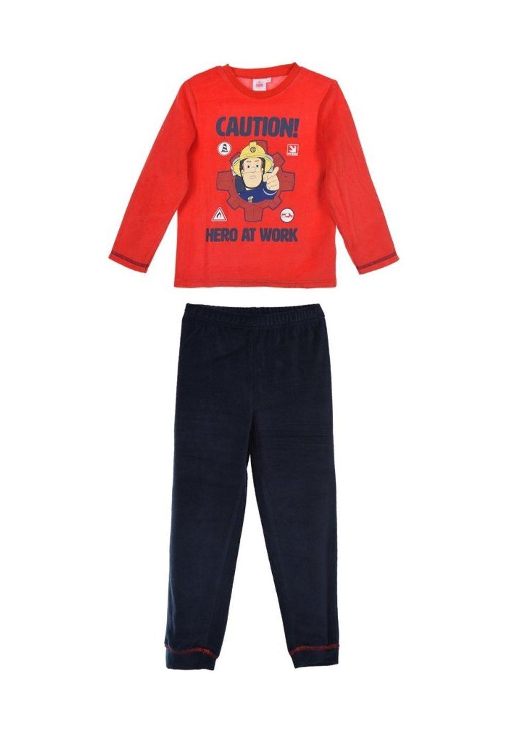 Pijama velur, Sam, rosie imagine