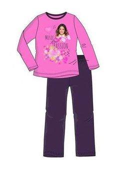 Pijama Violetta roz deschis