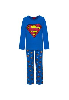 Pijama, Super, albastra